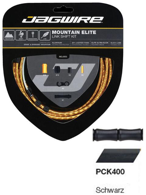 Jagwire Mountain Elite Link - Cables de cambios y fundas para cables de cambios - negro